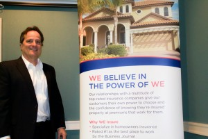 we insure presentation by randy marzullo homowners insurance miami
