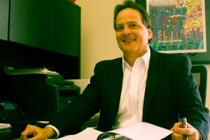 Randy Marzulo at the We Insure Group Miami Office