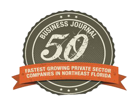 business journal fastest growing private sector