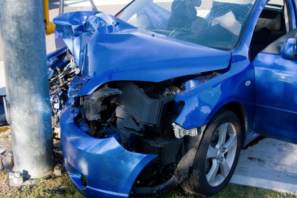 Collision damage we insure group miami