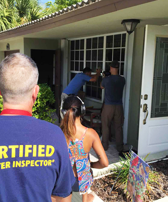wind mitigation inspection