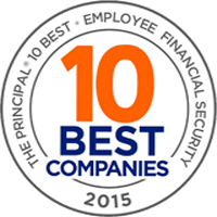the principal 10 best employee financial security award 2015